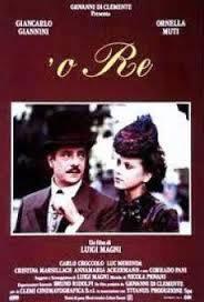 locandina del film 'O RE