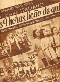 Ore 9: Lezione Di Chimica (1941)