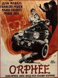 locandina del film ORFEO
