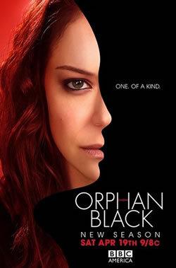 locandina del film ORPHAN BLACK - STAGIONE 2
