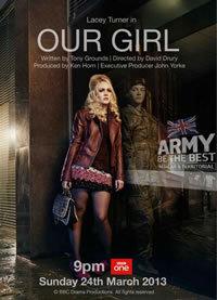 locandina del film OUR GIRL