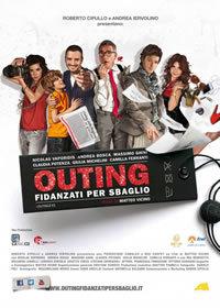locandina del film OUTING - FIDANZATI PER SBAGLIO