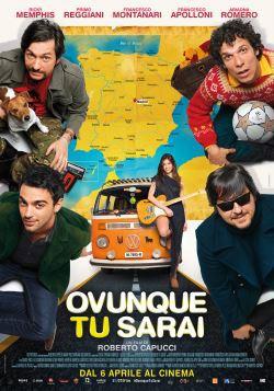 locandina del film OVUNQUE TU SARAI