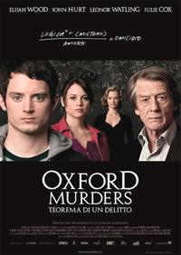 Oxford Murders – Teorema Di Un delitto (2007)
