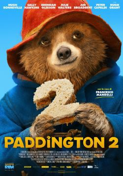 locandina del film PADDINGTON 2
