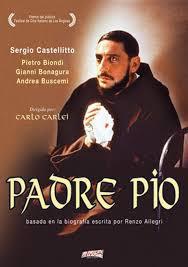 locandina del film PADRE PIO (2000)