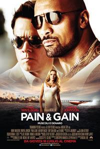 locandina del film PAIN & GAIN - MUSCOLI E DENARO