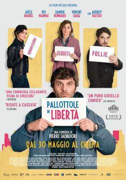 locandina del film PALLOTTOLE IN LIBERTA'