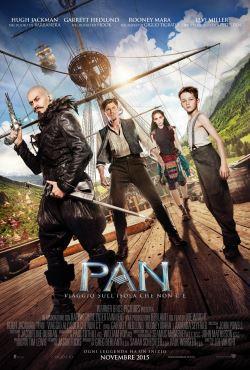Pan – Viaggio Sull'Isola Che Non C'E' (2015)