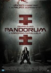 locandina del film PANDORUM - L'UNIVERSO PARALLELO