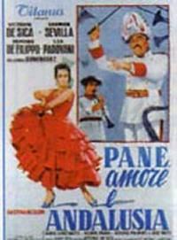 locandina del film PANE, AMORE E ANDALUSIA