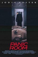 locandina del film PANIC ROOM