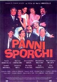 locandina del film PANNI SPORCHI