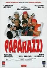 locandina del film PAPARAZZI (1998)