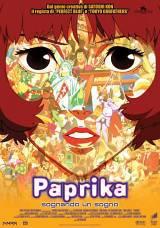 locandina del film PAPRIKA - SOGNANDO UN SOGNO