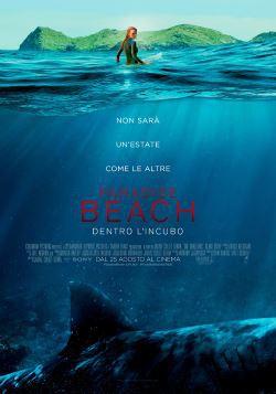 locandina del film PARADISE BEACH - DENTRO L'INCUBO