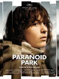 locandina del film PARANOID PARK
