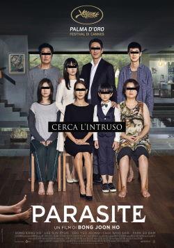 locandina del film PARASITE (2019)