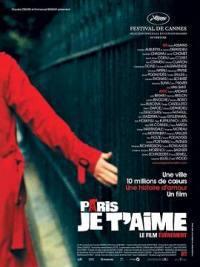 locandina del film PARIS, JE T'AIME