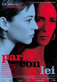 locandina del film PARLA CON LEI