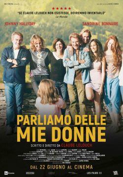 locandina del film PARLIAMO DELLE MIE DONNE