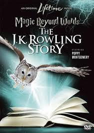 locandina del film PAROLE MAGICHE - LA STORIA DI J.K. ROWLING