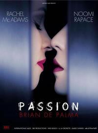 locandina del film PASSION (2012)