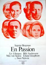 locandina del film PASSIONE