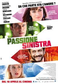 locandina del film PASSIONE SINISTRA