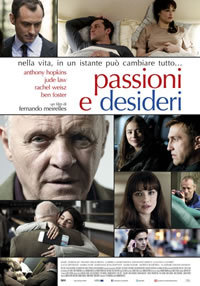 locandina del film PASSIONI E DESIDERI