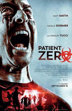 locandina del film PATIENT ZERO
