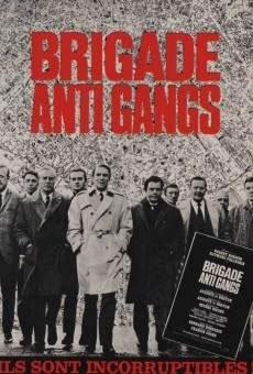 locandina del film PATTUGLIA ANTI GANG