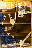 locandina del film PAURA (1986)