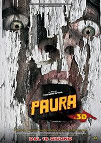 locandina del film PAURA 3D