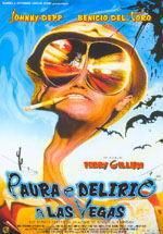 locandina del film PAURA E DELIRIO A LAS VEGAS