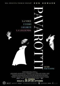 locandina del film PAVAROTTI