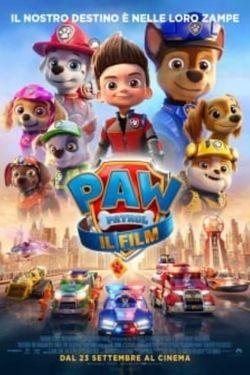 locandina del film PAW PATROL - IL FILM