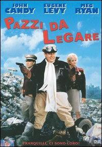 locandina del film PAZZI DA LEGARE