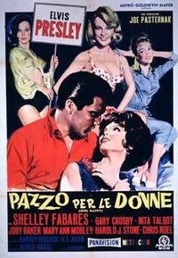 locandina del film PAZZO PER LE DONNE