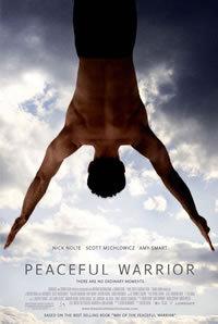 locandina del film PEACEFUL WARRIOR - LA FORZA DEL CAMPIONE