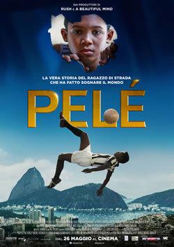 locandina del film PELÉ