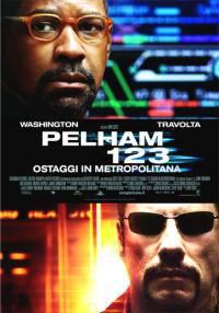 locandina del film PELHAM 123: OSTAGGI IN METROPOLITANA