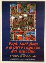 locandina del film PEPI, LUCI, BOM E LE ALTRE RAGAZZE DEL MUCCHIO