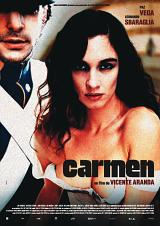 locandina del film PER AMARE CARMEN