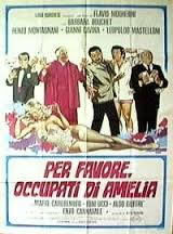 Per Favore, Occupati Di Amelia (1981)