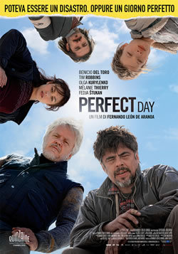 locandina del film PERFECT DAY (2015)