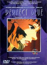 locandina del film PERFECT BLUE