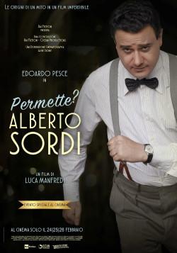 locandina del film PERMETTE? ALBERTO SORDI