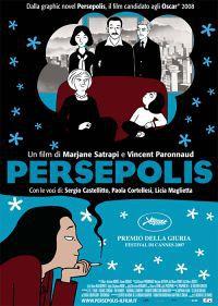 locandina del film PERSEPOLIS