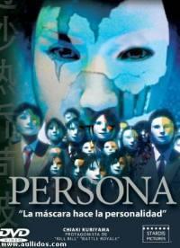 locandina del film PERSONA (2000)